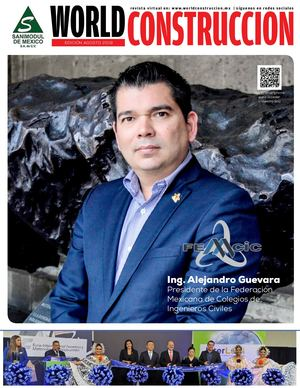 World Construccion Revista Agosto