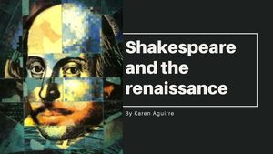 Shakespeare And The Renaissence