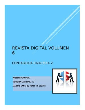 Revista Volumen 6