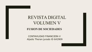 Revista Digital Volumen Valja