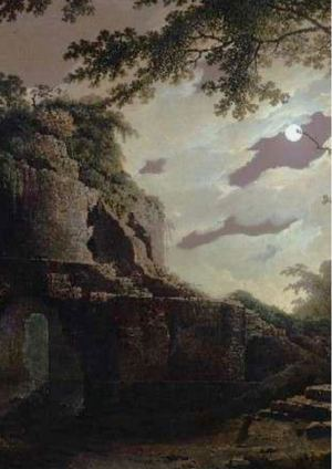 Joseph Wright Paintings For Reproduction www.paintingz.com