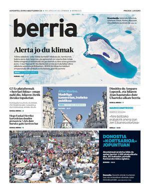 BERRIA / 2019-08-13