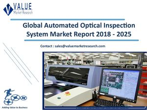 Automated Optical Inspection System Market Size, Industry Analysis Report 2018-2025 Globally