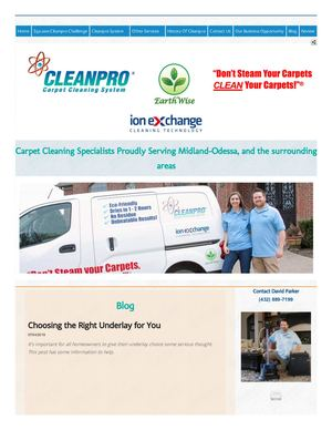 Midland Cleanpro - Carpet Cleaner