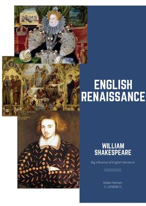 Shakespeare's Influence In English Language, Literature And Culture