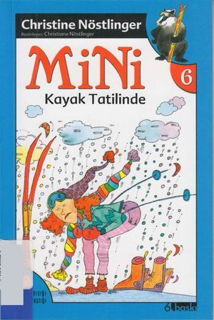 Mini Dizisi 6 - Mini Kayak Tatilinde - Christine Nostlinger