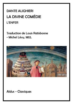 LA DIVINE COMÉDIE DE DANTE (L'ENFER) - TRADUCTION RATISBONNE