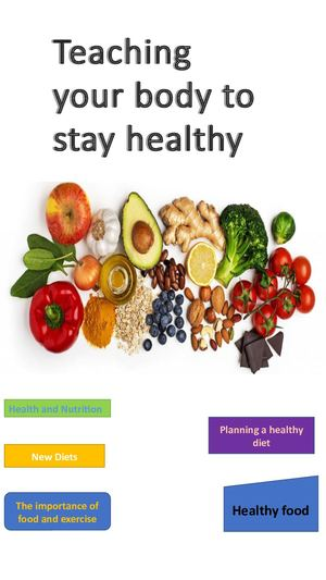 Teachin Your Body To Stay Healthy 2