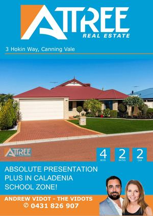 Hokin Way 3, Canning Vale Buyer Booklet Abv