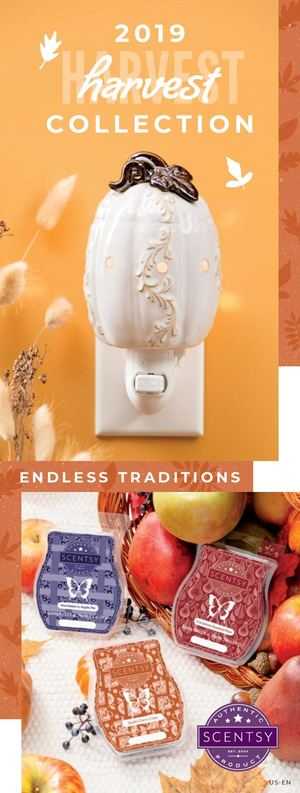 Scentsy Harvest Brochure