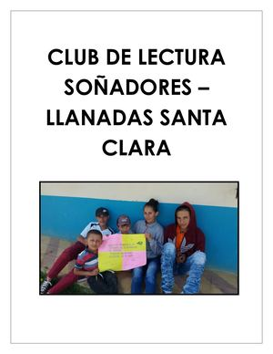 Fotos Club De Lectura