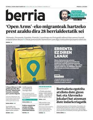 BERRIA / 2019-08-16