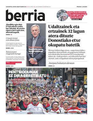 BERRIA / 2019-08-20