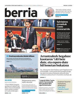 BERRIA / 2019-08-21