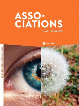 Guide des Associations 2019 à Vincennes