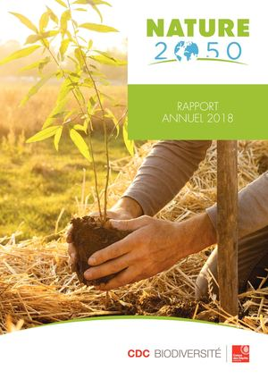 Nature 2050 Rapport Annuel 2018
