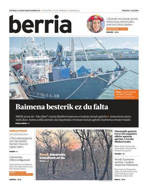 BERRIA / 2019-08-23