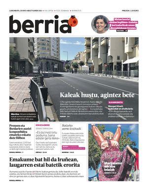 BERRIA / 2019-08-24