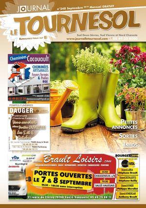 Calaméo Journal Le Tournesol Septembre 2019