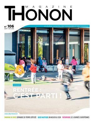 Thonon magazine n°106
