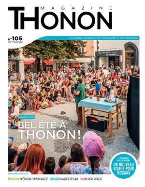 Thonon magazine n°105