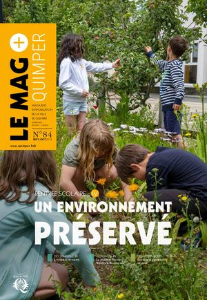 Le Mag+ Quimper n°84 - sept./oct. 2019