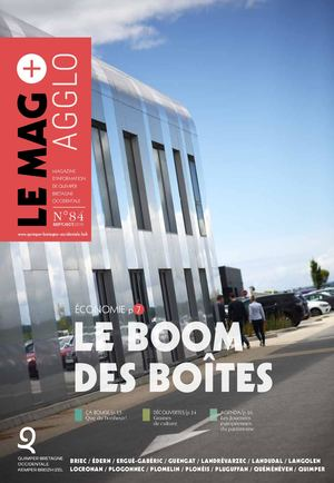 Le Mag+ Agglo n°84 - sept./oct. 2019