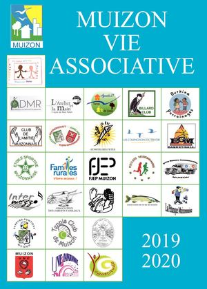 Muizon Vie Associative 2019-2020