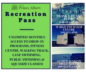 Recreation Pass