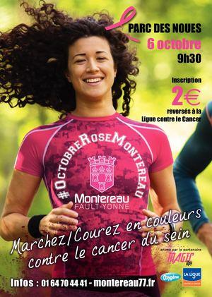Montereau Octobre Rose 2019