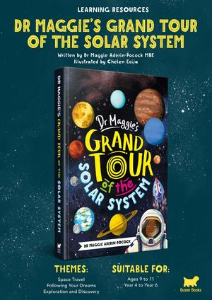 Learning Resources – Dr Maggie's Grand Tour of the Solar System