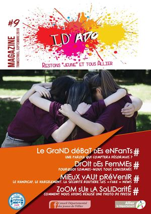 Magazine ID'Ado #9
