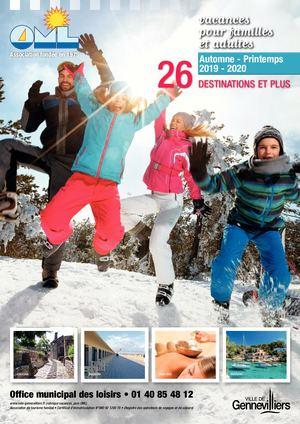 Catalogue OML Hiver 2019 - Printemps 2020