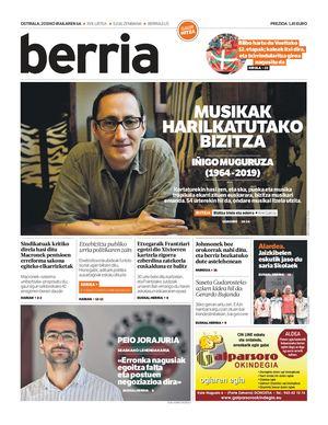 BERRIA / 2019-09-06