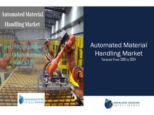 Automated Material Handling Market Ppt Converted