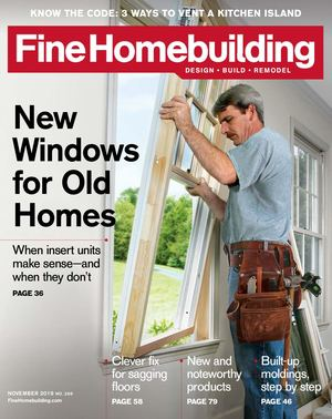 Fine Homebuilding 286 Preview