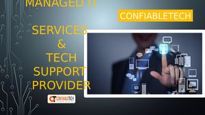 Managed IT Services & Tech Support Provider