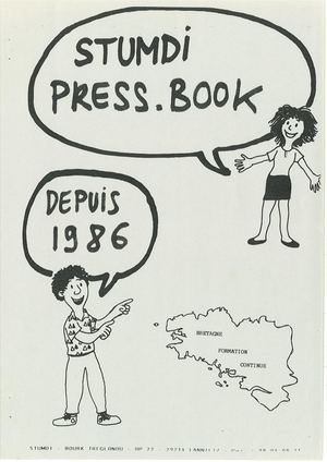 Stumdi Press Book Depuis 1986