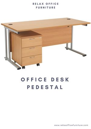 Office Desk Pedestal for Sale
