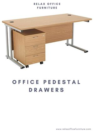Office Pedestal Drawers in the UK