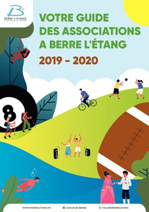 Guide des Associations de Berre l'Étang - 2019 2020
