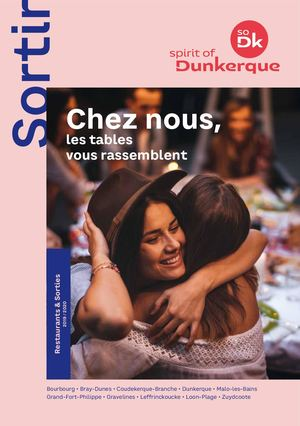 104784 Guide Ot Dunkerque 2019 Guide Restaurants Web_ 2