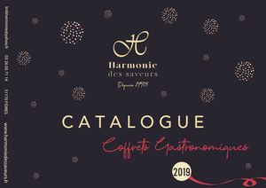 Catalogue Coffrets Gourmands 2019