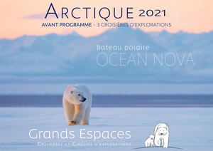 Flyer Ocean Nova Arctique 2021
