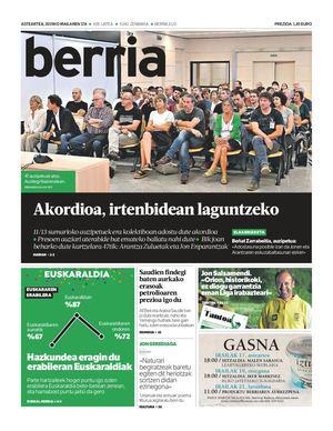 BERRIA / 2019-09-17