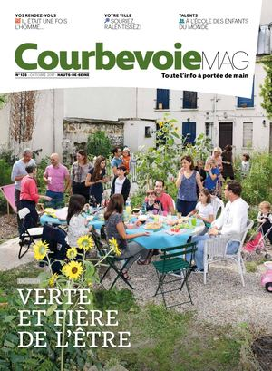 Courbevoie Mag n°135 - Octobre 2017