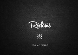 Studio Réclame: Creative Digital Agency