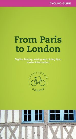 Greenway Paris Lodon Cycling Guide Girolibero Greens
