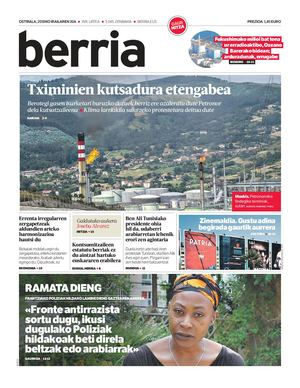 BERRIA / 2019-09-20