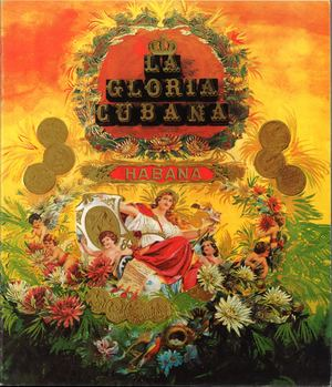 Catalogue La Gloria Cubana 1972